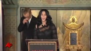 Cher Cements Her Place in Hollywood