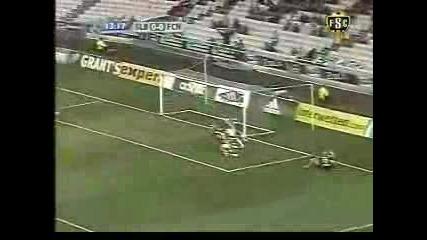 Бенфика - Нюрнберг 1 - 0 (uefa Cup)