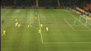 Казахстан 1 - 2 Холандия ( Квалификация за Европейско първенство 2016 ) ( 10/10/2015 )