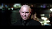 Pitbull - Baddest Girl in Town feat. Mohombi & Wisin ( Официално Видео )