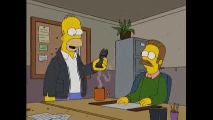 The Simpsons Семейство Симпсън сезон 20 епизод 1