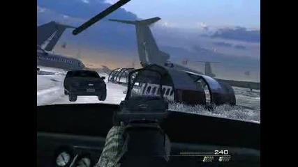 Call of Duty Modern Warfare 2 (pc) - The Enemy of My Enemy Walkthrough