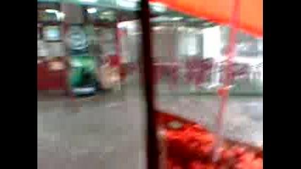 04.07.2008 Буря В Студентски Град Баба Яга
