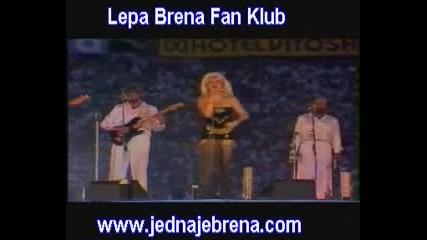 Lepa Brena - koncert Bugarska - Robinja 3 dio