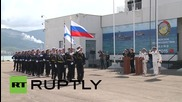 Russia: China-Russia naval drills get underway in the Black Sea