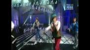 Shinee - Jojo [music Core 09.01.2010]