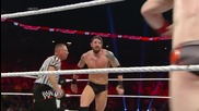 Sheamus vs. Bad News Barrett - Money in the Bank Qualifying Match: Raw, June 9, 2014