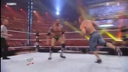 wrestlemania 26 Batista vs John Cena