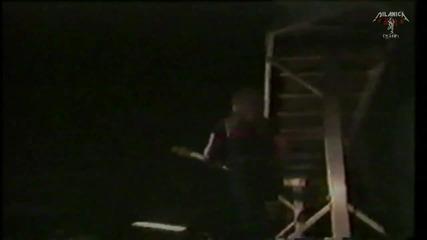 Metallica - Battery - Moscow 1991