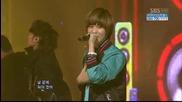 Shinee - Jojo & Ring Ding Dong (inkigayo 2010 - 01 - 17)