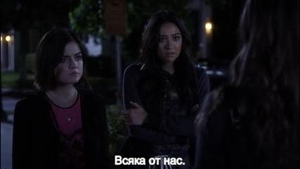 Малки сладки лъжкини Сезон 6 Епизод 3 бг суб / Pretty Little Liars Season 6 Episode 3 bg sub