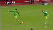 Ливърпул - Съндърланд 2:2, Висша лига, 25-и кръг