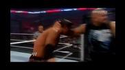 Big Show чупи кабината с Wade Barrett и му прави 7 паржоли qkoooooo
