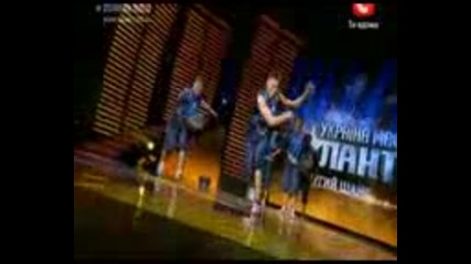 Україна має талант сезон 03 Трети полуфинал част 04