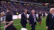 ВИДЕО: Гайди и сър Алекс дадоха начало на Шотландия-Германия