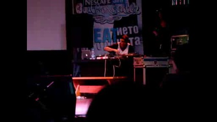 Rahzel(nescafe 3in1 Beatbox Battle)