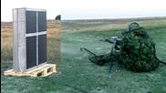 Швеция изобрети стена срещу балистично нападение - Saab Barracuda Soft Armour