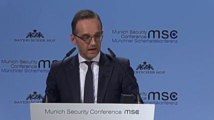 Germany: Maas calls for dialogue to prevent breakdown of Cold War nuclear treaty