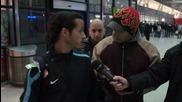 Тони Калво: Треньорът ми вярва, Левски спечели с Пинто и Рамос