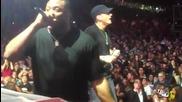 50 Cent, Tony Yayo, Lloyd Banks, D 12, Eminem, Havoc, Alchemist At Yankee Stadium Високо Качество