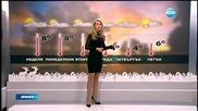 Прогноза за времето (12.12.2015 - обедна)