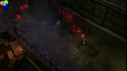 Diablo 3 Wizard Trailer amp Gameplay Hq.flv