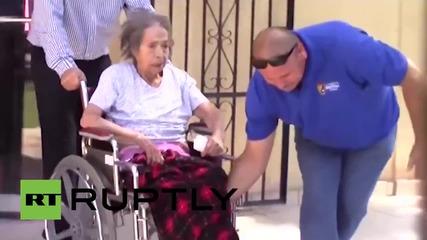 16 загинали при пожар в старчески дом в Мексико