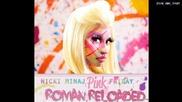 Nicki Minaj - Beautiful Sinner + Превод! [ Album - Pink Friday: Roman Reloaded ]