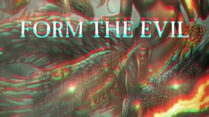 Iced Earth - Seven Headed Whore ( Lyric Video)