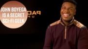 Steven DeKnight jokes John Boyega was a tyrant on set