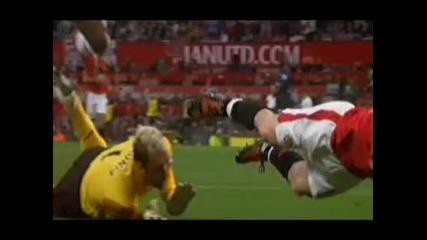 Манчестър Юнайтед - Арсенал 2:1отменен гол и 100% дузпа за Арсенал