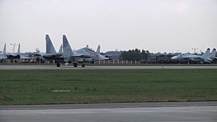 Russia: MoD launches large-scale snap drills across country