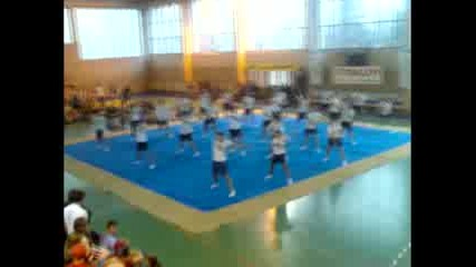 Den Na Gimnastikata V Nsa - 9ta Grupa