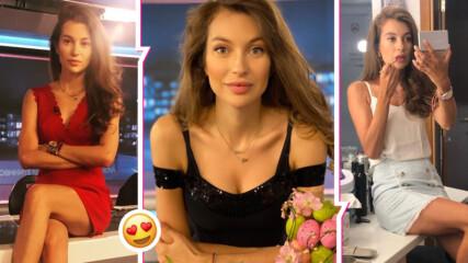 Никол Станкулова – чаровната синоптичка с шикозен стил