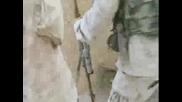 Кадри От Ирак. U.s Marines