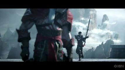 Dragon Age 2 Trailer