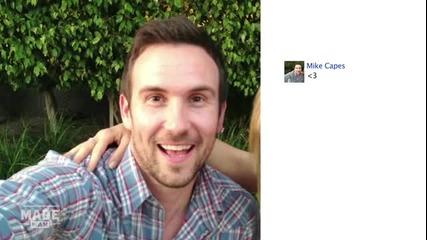 Как да дразним бившата си приятелка във Фейсбук
