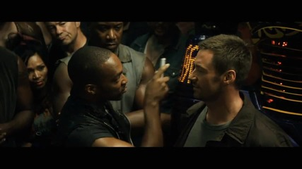 Real Steel Noisy Boy Movie Clip Official 2011- Hugh Jackman ( Хубаво Качество)