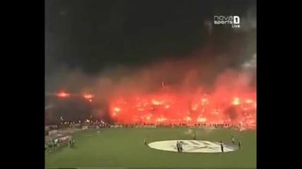 Paok Gate 4 Ultras