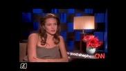 Angelina Jolie - The Good Shepherd Interview