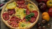 Goodlife: Тарт с домати и грюер