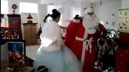 Добре дошъл, Дядо Коледа вберковица Цдг Малина - 2014г