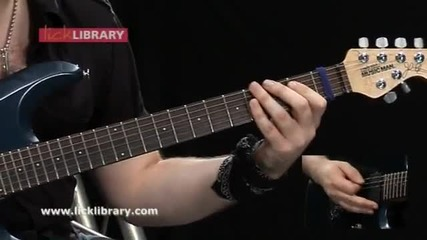 Dimebag Darrell Style - Quick Licks - Guitar Solo Performance by Andy James