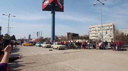 Трабант фест Велико Търново 2017