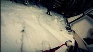 [snowscoot] Чепеларе първо каране за сезона