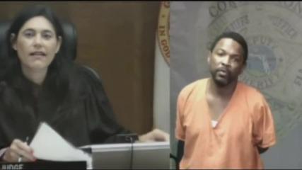 Съдия разпознава съученик по време на съдебно заседание
