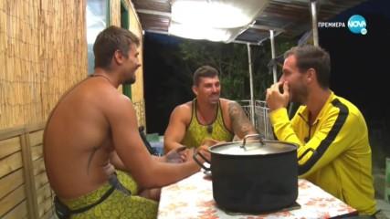 Игри на волята: България (15.11.2019) - част 3: Славяните са трима, но като за цяло ПЛЕМЕ!