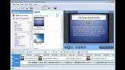 (3.4) Camtasia Studio 5 - Add a Title Clip