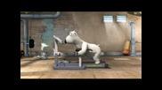 Анимация - Бягаща Пътечка