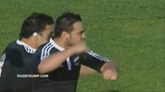 Maori Haka vs Japan